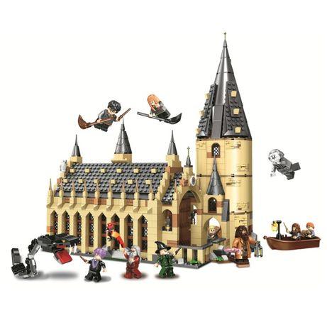 Klocki Harry Potter Wielka Sala w Hogwarcie kompatybilne z LEGO 75954