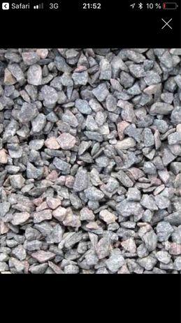Доставка Щебінь, пісок, відсів, чорнозем, гній, дрова соснові кругляк