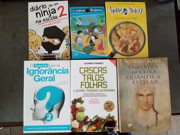 Infantis, Rodrigo Romo, Cascas  talos, folhas, outros...