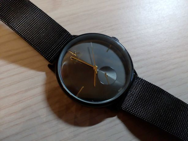 """Часы мужские""""Calvin Klein""""(ремешок метал)"""
