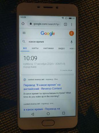 Мобільний телефон Meizu M5 Note 32GB Gold (Міжнародна версія)