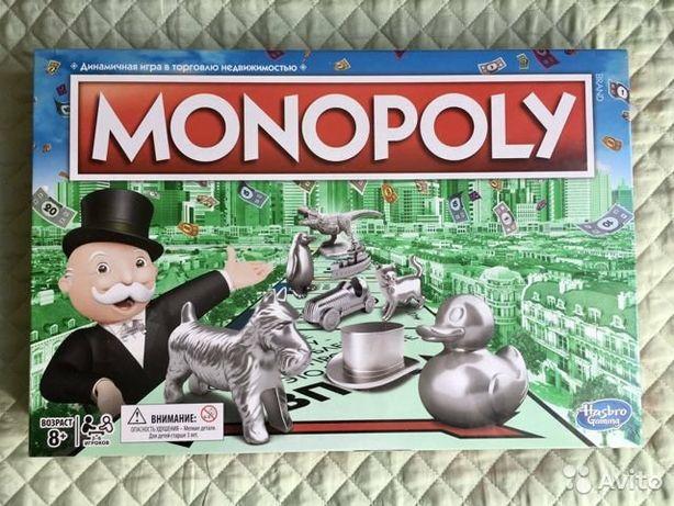 Monopoly classic монополия
