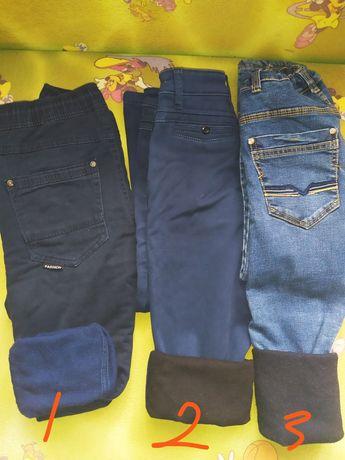 Теплі джинси для хлопчика