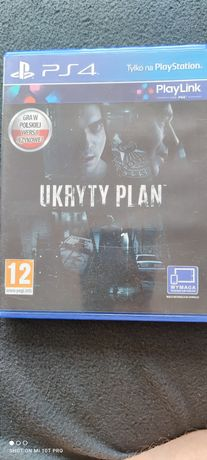Ukryty Plan PS4 PlayStation 4 PL
