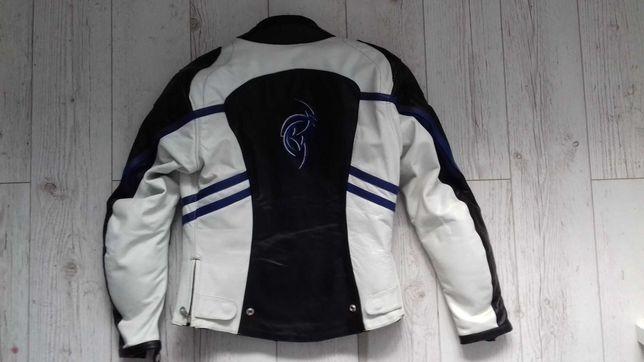 Sprzedam damską,skórzaną kurtkę motocyklową.Firma Held