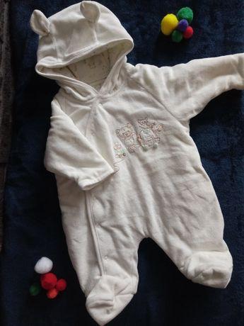 Kombinezon niemowlęcy 0-3 m.ż.