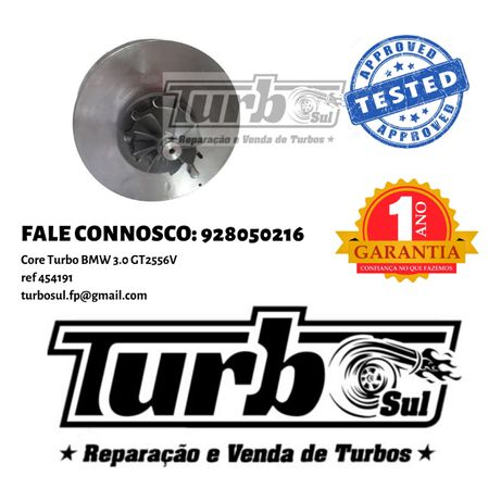 Core Turbo BMW 3.0 GT2556V ref 454191