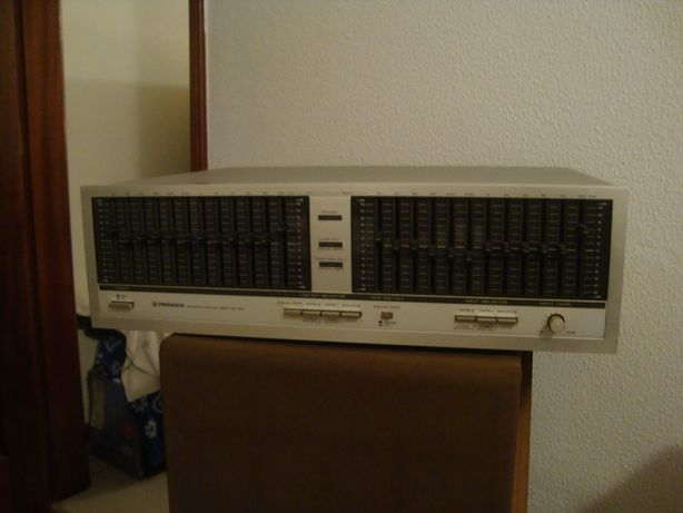 Pioneer graphic equalizer sg 60