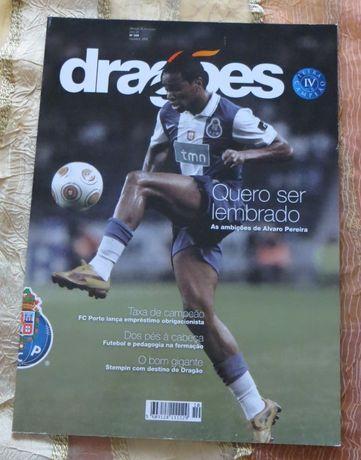 Bilhar - Dragões N. 288 de 2009 As Ambições de Álvaro Pereira