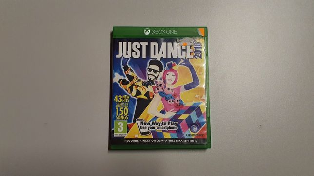 Gra Just Dance 2016 XBOX ONE