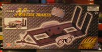 1/18 Reboque porta automoveis para jipe/diorama - MotorMax