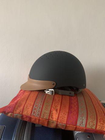Kask jeździecki fouganza r.S