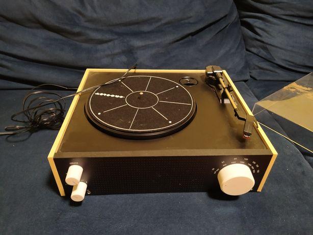 Gramofon, radio GROSLEY