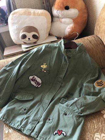 Курточка Zara Kids Джинсовая