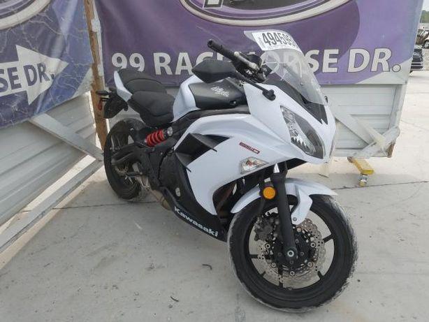 Kawasaki EX650 E 2013