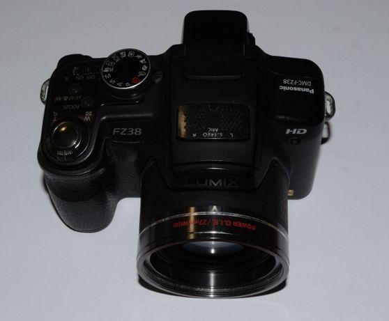 Фотоаппарат Panasonic FZ-38 на запчасти.
