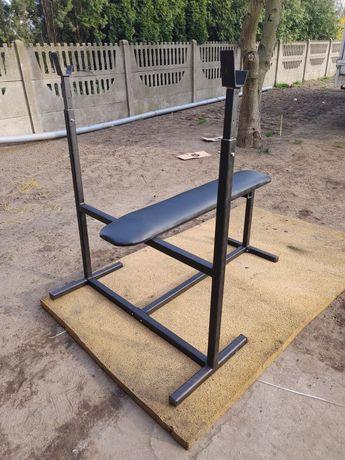 Ławeczka do ćwiczeń do 300kg