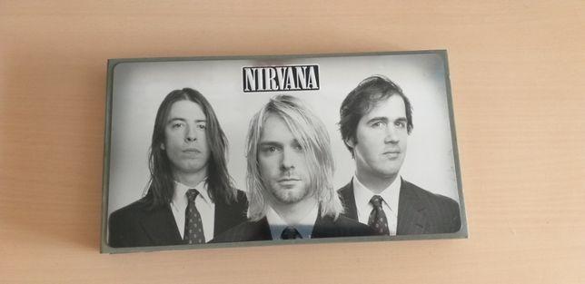 Compilação 4 CD Nirvana