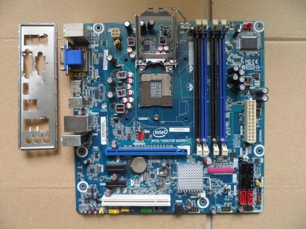 Материнська плата Socket 1156 Intel Tom Cove DH55TC