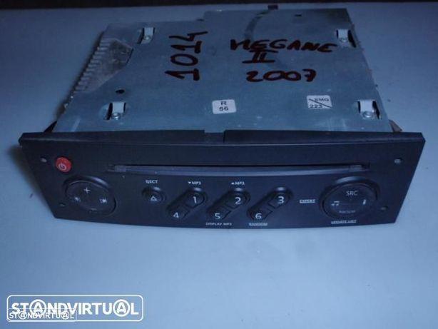Radio - Megane II ( fase 2 ) 2007