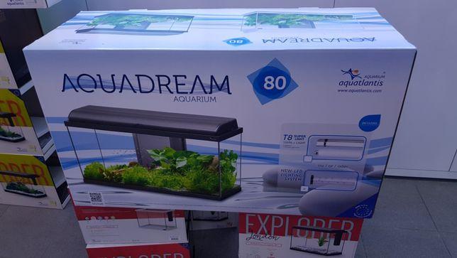 Aquário Aquatlantis Aquadream 80
