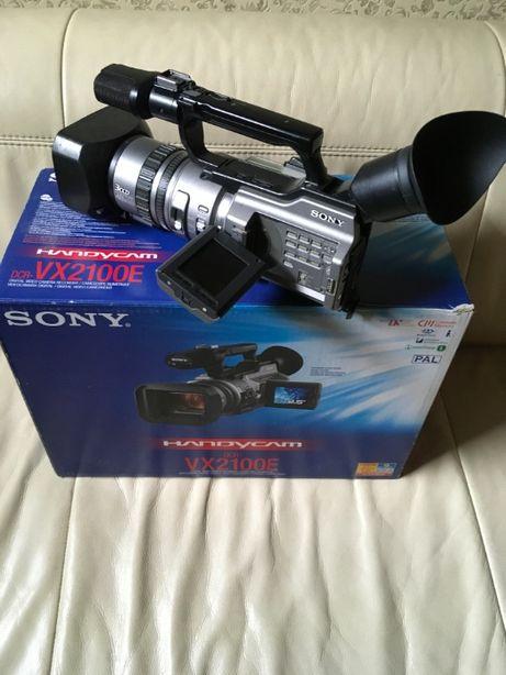 Видеокамера для Стрима! Sony DCR-VX2100E