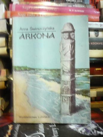 Arkona , Anna Świrszczyńska.