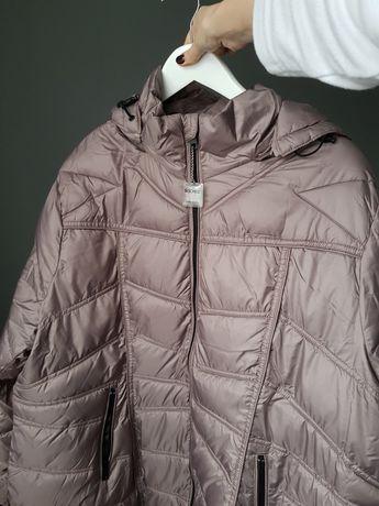 Куртка великого розміру