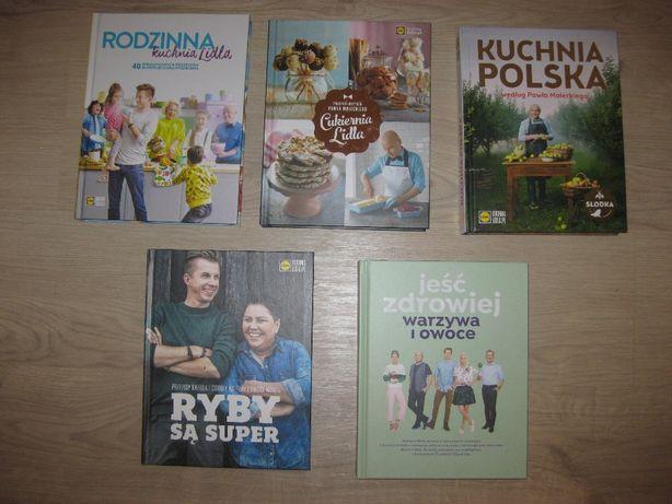 ksiązki kucharskie lidla