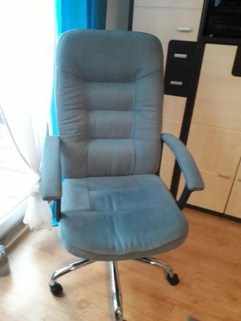 Fotel biurowy z regulacją wysokości