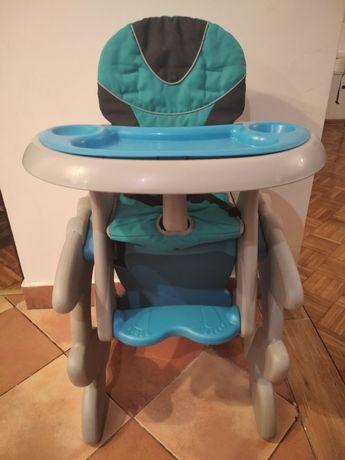 Krzesełko do karmienia 2w1 Caretero