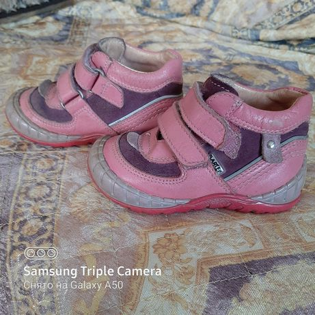 Bartek ботинки весна-осень