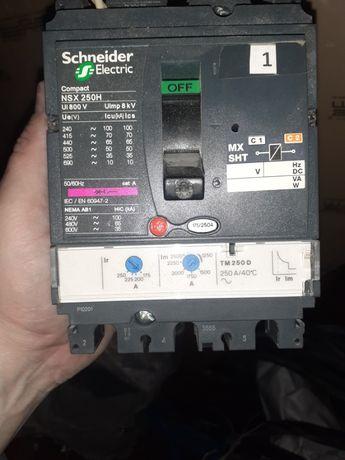 Автоматический выключатель Schneider TM250D NSX250H