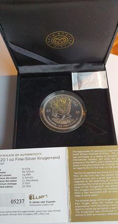 Krugerrand proof 2018