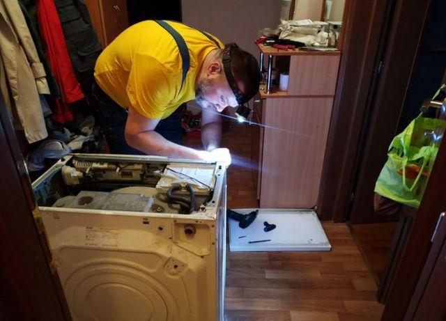 Ремонт бытовой техники. Ремонт стиральных и посудомоечных машин.