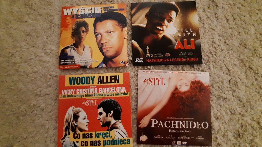 Filmy dvd  Ali Pachnidło Wyścig z czasem Co nas kręci co nas podnieca Warszawa - image 1