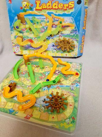 Snakes ladders 3d настольная игра