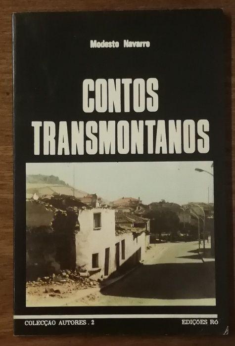 contos transmontanos, modesto navarro, edições ró Estrela - imagem 1
