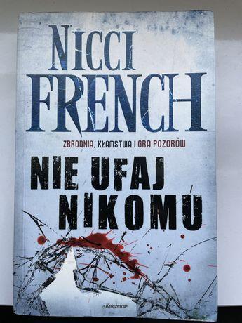 Nicci French -Nie ufaj nikomu