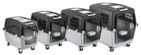 Klatka transportowa transporter dla psa GULLIVER atest IATA 4,5,6,7