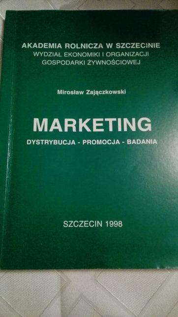 Marketing. Dystrybucja promocja badania - Zajączkowski