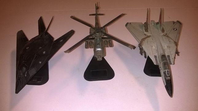 Aviões e Helicópteros de Guerra Coleção