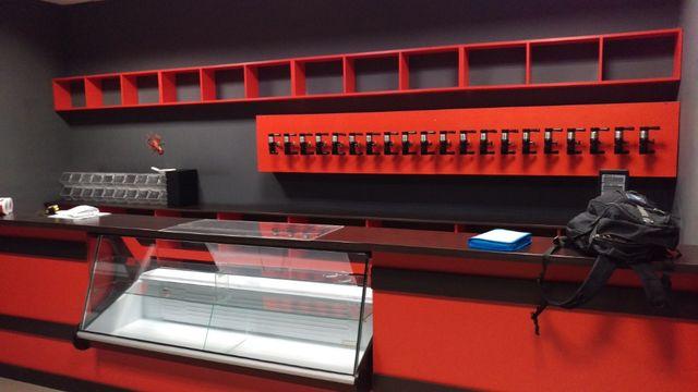 Магазин разливного пива (полный комплект оборудования и мебели)