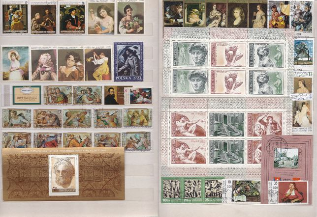 Альбом марок ссср