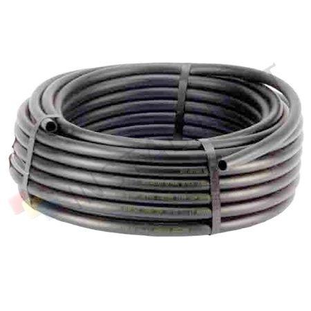 "Rura PE czarna LDPE do nawadniania fi 25 mm 3/4"" cal 35 metrów."