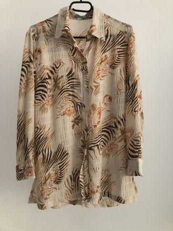 Zestaw ubrań, bluzka, koszula, swetr