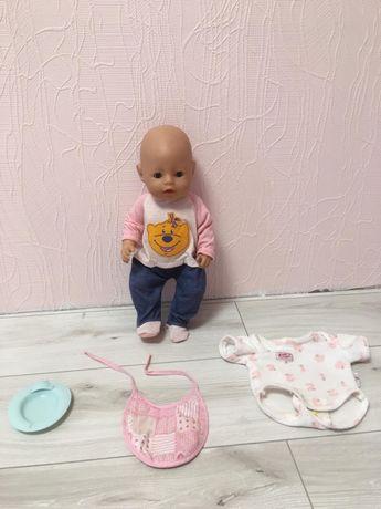 Baby born кукла пупс