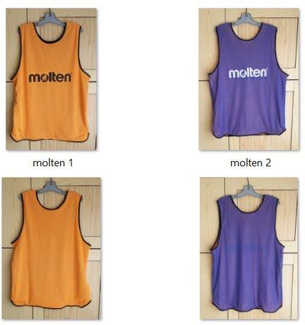 MOLTEN XXL koszulka dwustronna koszykarska treningowa jersey znacznik