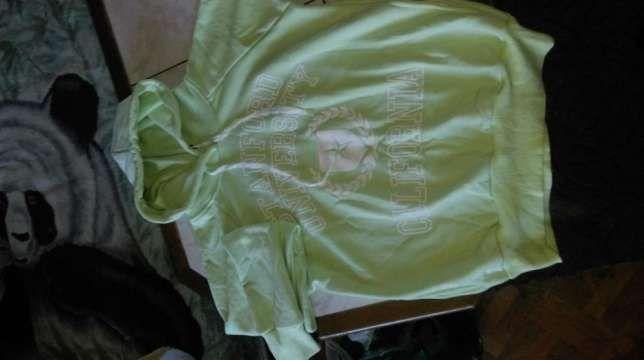 Bluza damska kolor mieta