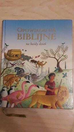 Opowiadania biblijne na każdy dzień, dla dzieci, prezent